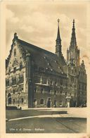 D1083 Ulm Rathaus - Ulm
