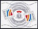 ROMANIA 2008 Radio Romania Anniversary Block MNH / **.  Michel Block 439 - 1948-.... Republics