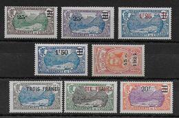 OCEANIE - YVERT N° 61/68 **/* - COTE = 78 EUROS - CHARNIERES TRES LEGERES Ou SANS CHARNIERE (63+68 Sont **) - Oceania (1892-1958)