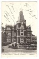 MERBES-le-CHATEAU - Château De M. Marquet - Ed. Imp. Caussin - Merbes-le-Château