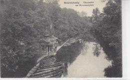 Braunschweig - Okerpartie Am Momentunplatz  - 1912 - Braunschweig