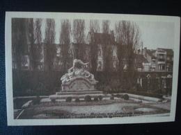 ETTERBEEK : Cimetière - Monument Aux Combattants 1914/18 - Etterbeek
