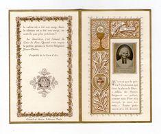 Grandeur Du Prêtre, Saint Jean-Marie Vianney, Curé D'Ars, Sacré Coeur De Jésus, éd. Gérard Et Marin - Images Religieuses