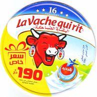 """Algérie - 1  Couvercle De  Fromage Fondu """" Vache Qui Rit"""" - Nouvelle Offre Limitée - 16 Portions.. - Fromage"""
