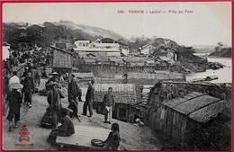 CPA AK TONKIN (INDOCHINE Indo-Chine) - LAOKAY (Lào Cai) - Près Du Pont (Chemin De Fer) ° Dieulefils N° 548 - Vietnam