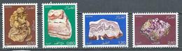 Algérie YT N°781/784 Ressources Minérales Neuf ** - Algeria (1962-...)