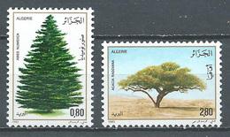 Algérie YT N°779/780 Journée Mondiale De L'arbre Neuf ** - Algeria (1962-...)