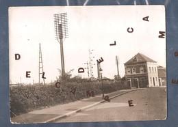 Namur Gembloux Photo De Presse 1914 1918 Avenue De La Gare - Fils Telephoniques Coupes Par Les Allemands 1914 - Gembloux