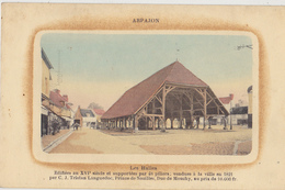 ARPAJON  Les Halles - Arpajon