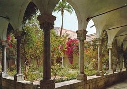 1 AK Italy Sizilien * Das St. Dominikus Kloster In Der Stadt Taormina * - Italia