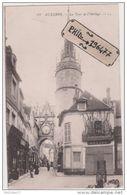 89 Auxerre - Cpa / La Tour De L'Horloge. Circulé. - Auxerre
