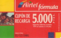 TARJETA TELEFONICA DE ESPAÑA, (PREPAGO) 194. - Spanje