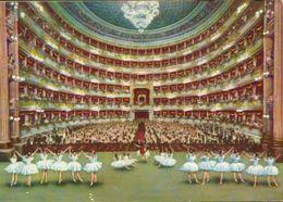 Italia - Nuova Cartolina  - Milano  - Teatro Alla Scala - Interno -2/scans - Milano (Milan)