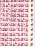 Europa Cept 2008 Norway 2v Sheetlets Of 50v (2x Folded) ** Mnh (F6868) - 2008