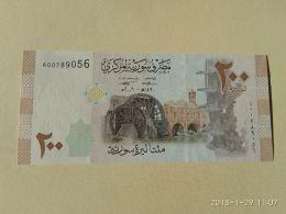 200 Pounds 2009 - Siria