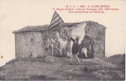 ATV 4091  POSTAL DE SAN HILARI SACALM DE S MIQUEL SULTERRA - SENYERA COL-LECIO XIMENO PLANAS (ANGEL TOLDRA) (GIRONA) - Gerona