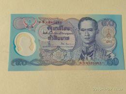50  Baht 1996 - Tailandia