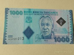 1000 Shilinci 2010 - Tanzania