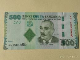 500 Shilinci 2011 - Tanzania