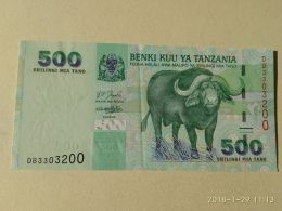 500 Shilinci 2003 - Tanzania