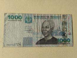 1000 Shilinci 2003 - Tanzania