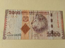2000 Shilinci 2000 - Tanzania