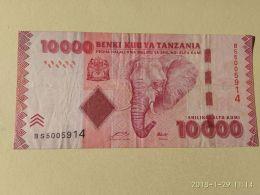 10000 Shilinci 2015 - Tanzania
