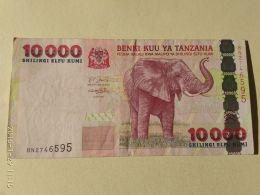 10000 Shilinci 2003 - Tanzania