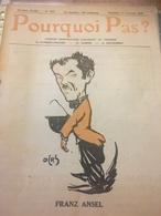 Gazette Le Pourquoi Pas ? Février 1920 - Kranten