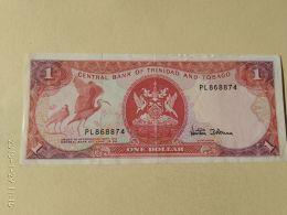 1 Dollar 1985 - Trinidad & Tobago