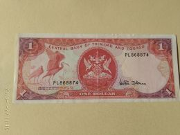 1 Dollar 1985 - Trindad & Tobago