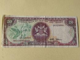 20 Dollars 1985 - Trindad & Tobago