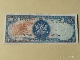 100 Dollars 1985 - Trindad & Tobago