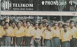 Papua New Guinea - Palmalmal High School Girls - Papua New Guinea
