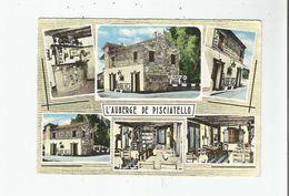 """PISCIATELLO (CORSE) 3012 BAR RESTAURANT """"L'AUBERGE""""  PROPRIETAIRE MR PITTILONI - Sonstige Gemeinden"""