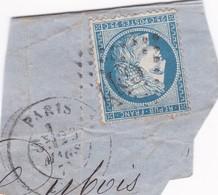 N° 60 A   GC   445   BERCY   /  SEINE ET PARIS   - REF 1416 - 1871-1875 Ceres