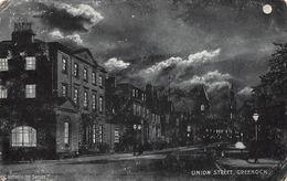 Ecosse Scotland - Union Street - Greenock - Renfrewshire