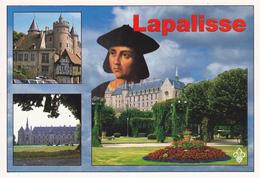 03  LAPALISSE -MULTIVUES  - PORTRAIT DE M.  DE LA PALISSE - Lapalisse