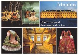 03  MOULINS - MULTIVUES DU CENTRE NATIONAL DU COSTUME DE SCENE - Moulins