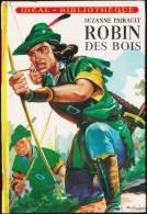 Suzanne Pairault - ROBIN Des Bois - Idéal Bibliothèque - ( 1977  ) . - Ideal Bibliotheque