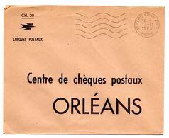 MARNE Dépt N° 51 = REIMS EMILE ZOLA 1966 = FLAMME Codée = SECAP Muette '5 Lignes Ondulées' FRANCHISE - Marcofilia (sobres)