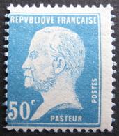 Lot FD/519 - 1923 - PASTEUR - N°176 NEUF** - 1922-26 Pasteur