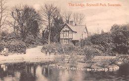 Pays De Galles - Wales - Swansea - The Lodge - Brymnill Park - Pays De Galles