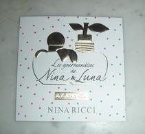 Carte Parfumée Les Gourmandises De Nina Et Luna De Nina Ricci - Modern (from 1961)