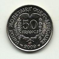 2009 - West Africa 50 Francs, - Monete
