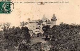 CPA ENVIRONS DE SARLAT - CHATEAU DE PUYMARTIN - VUE GENERALE - Unclassified