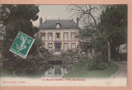 Le Manoir S/Seine - Villa Des Roches - France