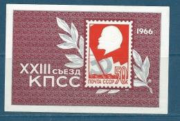 Urss - Bloc - Yvert N°41 **  ( Cote 5 Euros )   - Car  10901 - 1923-1991 USSR
