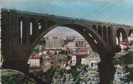Algérie : CONSTANTINE : Le Pont Sidi Rached - Constantine