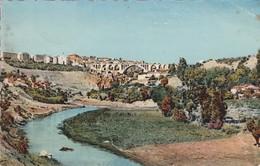 Algérie : CONSTANTINE : Oued Rhumel Et Route De Batna ( Tampon A.F.N. ) - Constantine